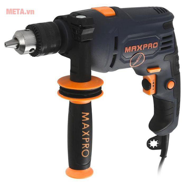 Hình ảnh máy khoan động lực đầu kẹp Maxpro MPID710V2 13mm