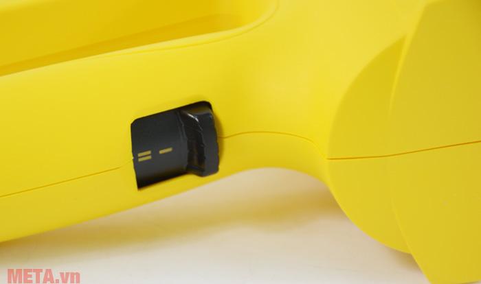 Nút bấm chọn mức nhiệt của máy thổi nóng Stanley Stel 670