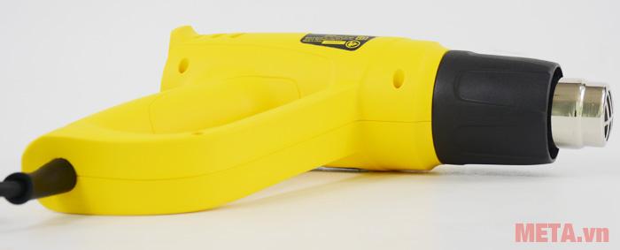 Máy thổi nóng Stanley Stel 670 có vỏ máy màu vàng