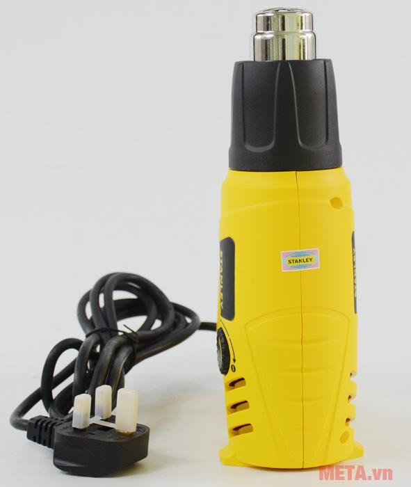 Máy thổi nóng Stanley Stel 670 có dây điện 3 chân