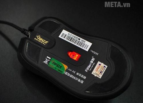 Fuhlen G90 Pro sử dụng chuẩn kết nối đầu USB