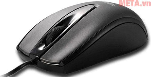 Hình ảnh  chuột chơi game có dây Fuhlen L102