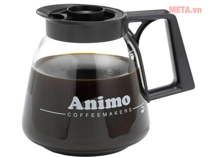 Hình ảnh bình chứa Cafe thủy tinh Animo 1,8 lít