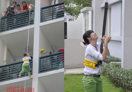 Dây thoát hiểm Nikawa KDD-7F dùng cho chung cư, nhà cao tầng