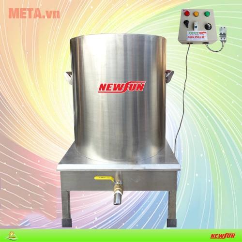 Nồi ninh hầm xương - NPVN150L - tủ điện rời (150 lít)
