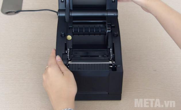 Máy in mã vạch Xprinter XP-350B dành cho bán hàng
