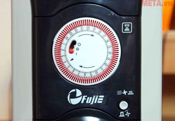 Nút hẹn giờ của máy sưởi dầu FujiE OFR4613