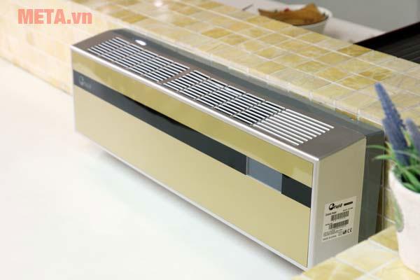 Máy sưởi điều hòa Ceramic treo tường FujiE CH-2500 hoạt động bền bỉ