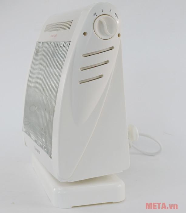 Đèn sưởi ấm Kangaroo KG1018C có 2 mức công suất