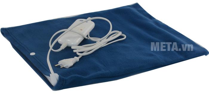 Tấm chườm điện nóng Bremed BD 7800 có thể cho vào tủ lạnh để chườm lạnh