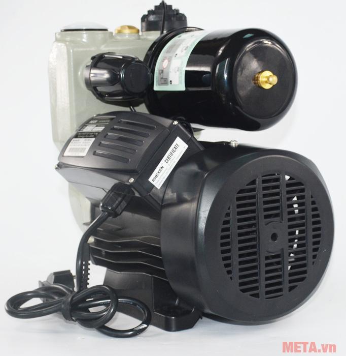 Máy bơm nước tăng áp tự động JLM 90-1500A dùng điện áp 220V - 240V - 50 Hz