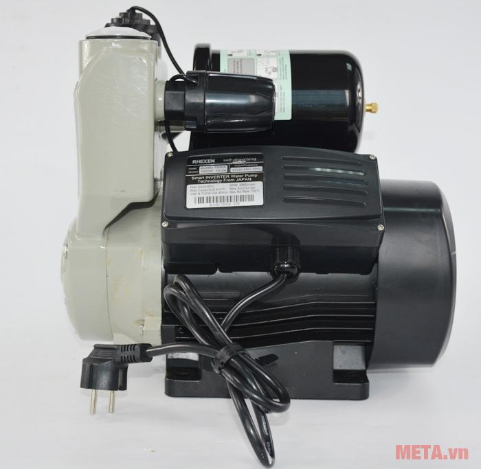 Máy bơm nước tăng áp tự động JLM 90-1500A có màu đen
