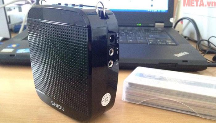 Hình ảnh máy trợ giảng Shidu F616-UHF