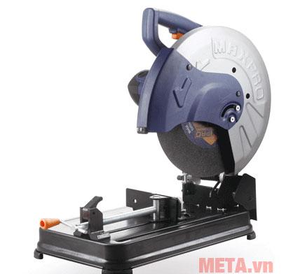 Máy cắt sắt Maxpro MPBCO355 chịu lực tốt, chống biến dạng khi bị tác động mạnh