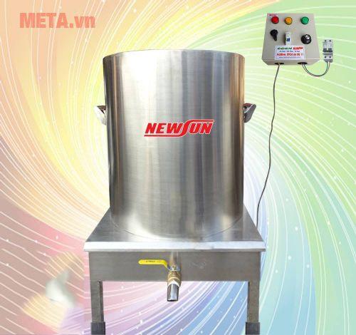 Hình ảnh nồi ninh xương bằng điện NPVN80L - tủ điện rời