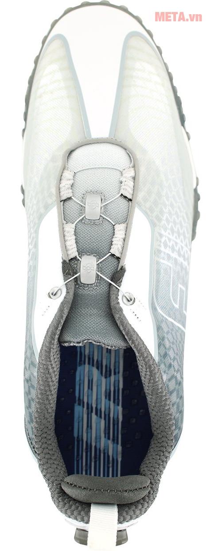 Form giày thể thao mang tính khỏe khoắn và độ đàn hồi cao
