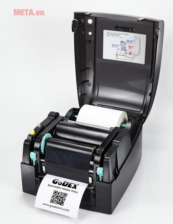 Hình ảnh máy in tem mã vạch Godex - EZ 120