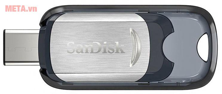 USB 3.1 Type-C Sandisk Ultra 32GB for Macbook (SDCZ450-032G-G46) có thiết kế nhỏ gọn