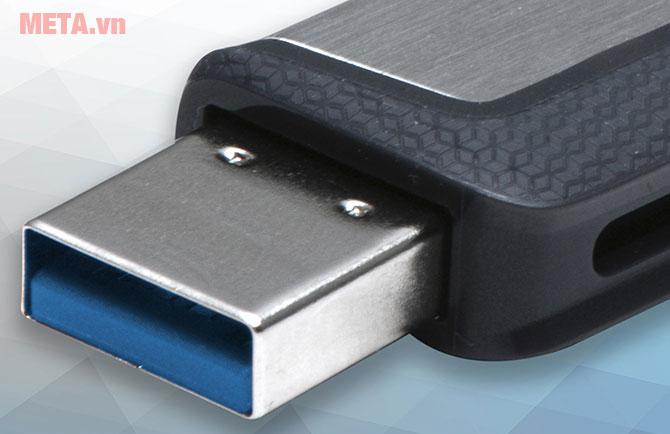 USB OTG SanDisk Ultra 64GB Dual Drive Type-C 3.1 for Macbook (SDDDC2-064G-G46) giúp truyền dữ liệu nhanh chóng