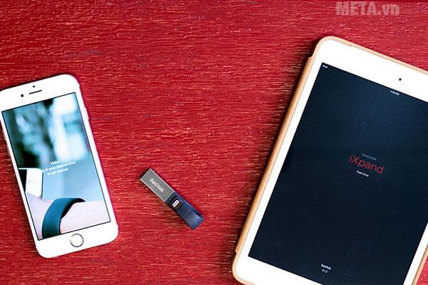 Bạn có thể dễ dàng chuyển đổi dữ liệu giữa các thiết bị