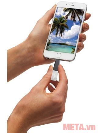 USB SanDisk iXpand mini IX40 32GB chuyên dùng cho Iphone và Ipad