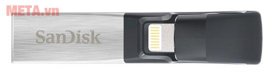 USB SanDisk iXpand Flash Drive 32GB for Iphone, Ipad (SDIX30N-032G-PN6NN)