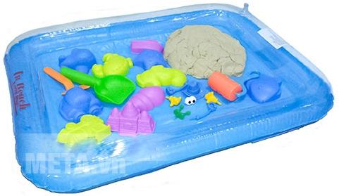 Đồ chơi cát tạo hình Motion Sand MS02 cho bé trai và bé gái