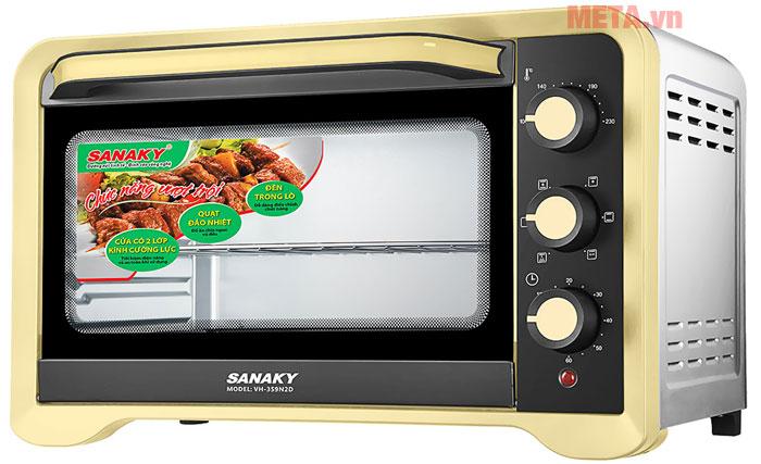Sanaky VH-359N2D hoạt động mạnh mẽ với công suất 1600W