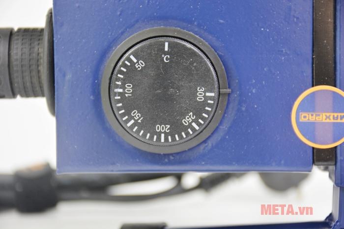 Núm vặn điều chỉnh nhiệt độ 0oC - 300oC