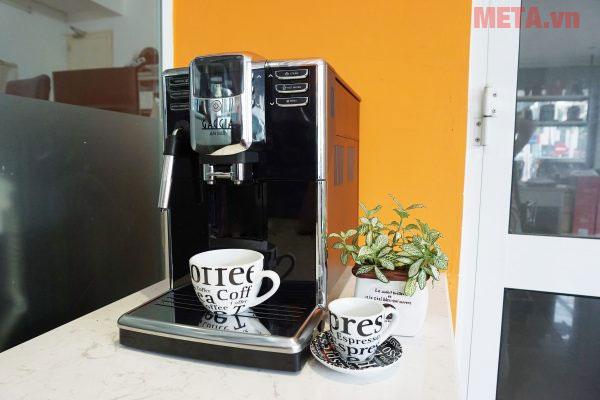 Gaggia Anima CCC phù hợp với nhu cầu sử dụng của quán cà phê, văn phòng