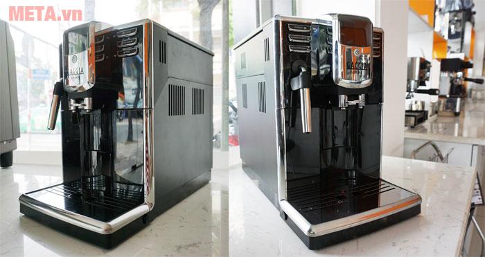 Gaggia Anima CCC có khả năng pha Espresso và Cappuccino, Latte