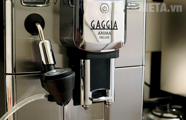 Máy pha cà phê tự động Gaggia Anima Deluxe có vòi rót kim loại
