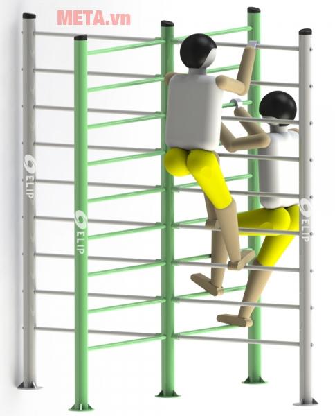 Mô hình người leo thang (ảnh minh họa 3)