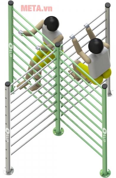Mô hình người leo thang (ảnh minh họa 2)