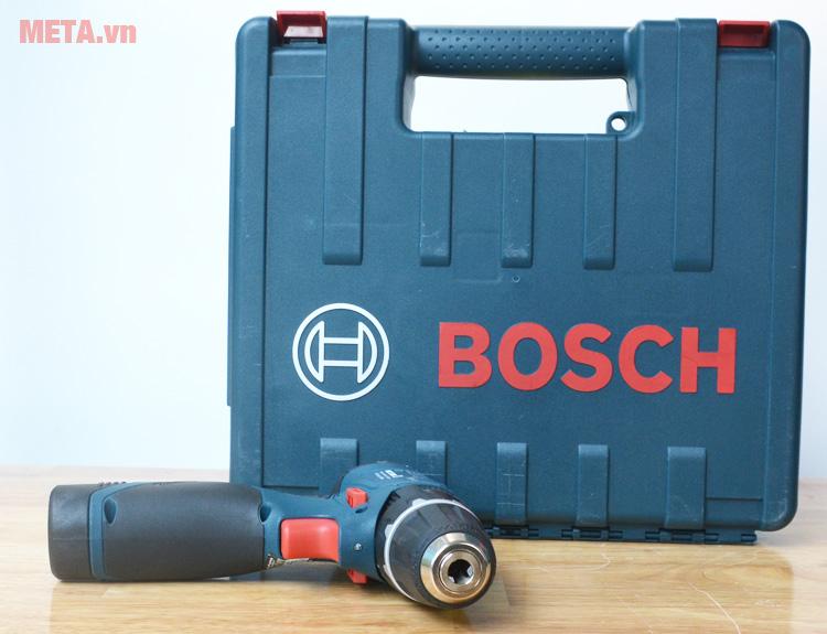 Đầu ba que của máy khoan vặn vít động lực dùng pin Bosch GSB 120-LIĐầu ba que của máy khoan vặn vít động lực dùng pin Bosch GSB 120-LI