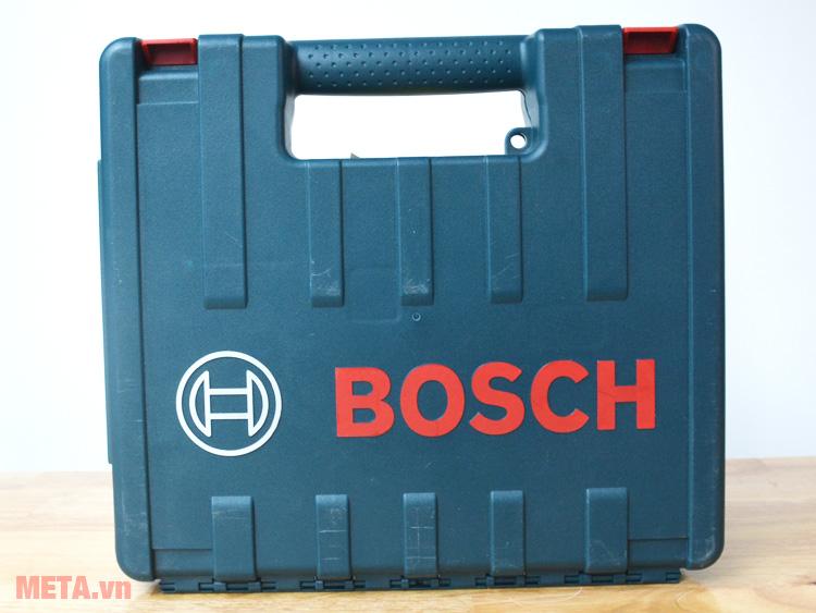 Hộp đựng máy khoan vặn vít động lực dùng pin Bosch GSB 120-LI