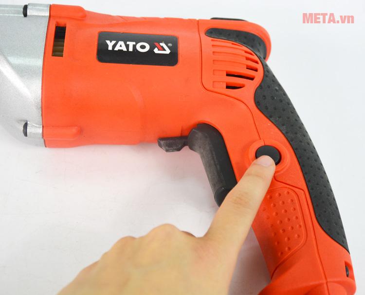 Công tắc đảo chiều của máy vặn vít dùng điện Yato YT-82070