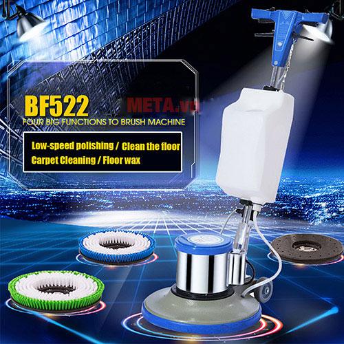 Hình ảnh máy chà sàn công nghiệp Camry BF 522