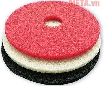 Miếng pad đánh bóng sàn giúp sàn nhà luôn được sàn sáng bóng
