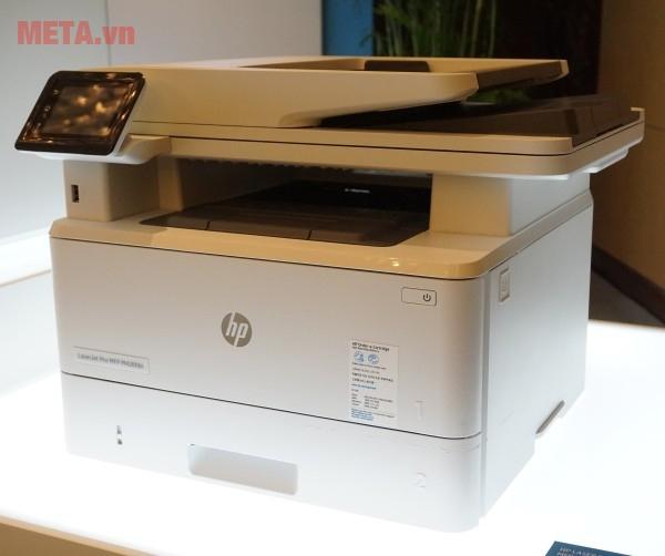 Máy in laser đa chức năng, copy, scan, fax có chức năng in đảo mặt