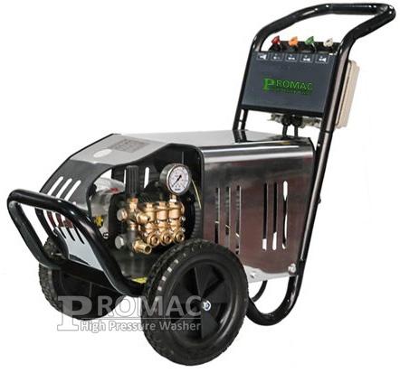 Máy phun rửa áp lực Promac M1510 có đồng hồ đo áp lực