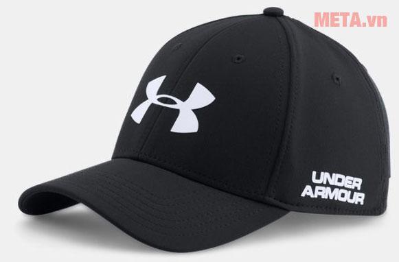 Mũ golf nam Headline Cap Under Armour 1273282 màu đen