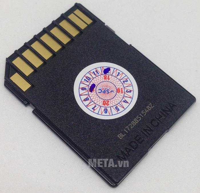 Thẻ nhớ máy ảnh 16GB Sandisk Ultra SDSDUNB-016G-GN3IN C10 UHS-I màu đen