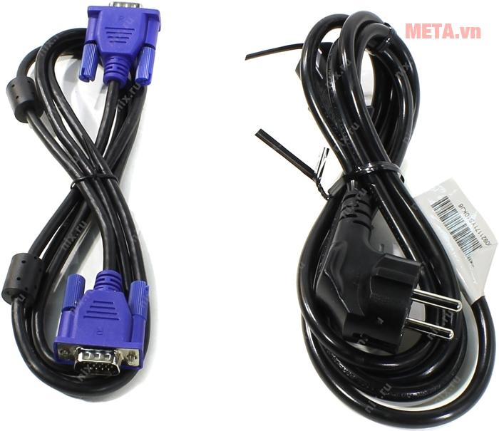 Dây kết nối và dây cắm điện