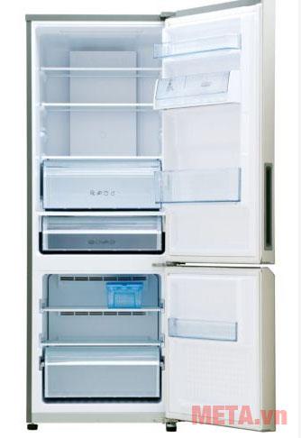 Tủ lạnh Panasonic NR-BV329QSVN thiết kế cửa dưới