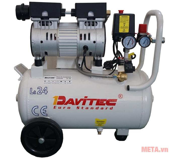 Hình ảnh máy nén khí Davitec DV9024W