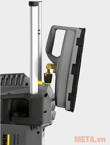 Máy phun áp lực Karcher HD 5/15 C có tay kéo kim loại