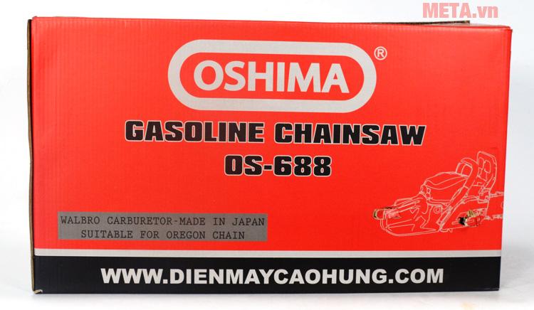 Hộp đựng máy cưa xích Oshima 688