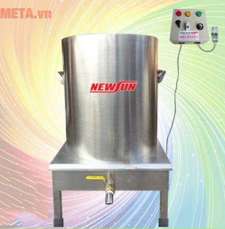 Nồi nấu phở bằng điện NPVN100L có dung tích 100 lít
