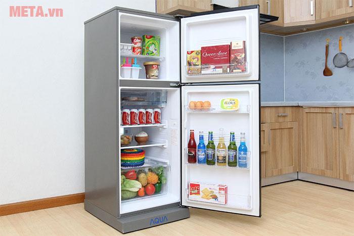 Tủ lạnh thiết kế sang trọng